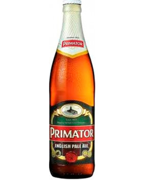 PRIMATOR ENGLISH PALE ALE 0,5 L
