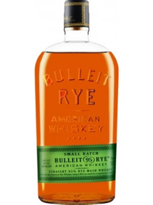 Bulleit 95 Rye | American Rye Whiskey | 70 cl, 45%