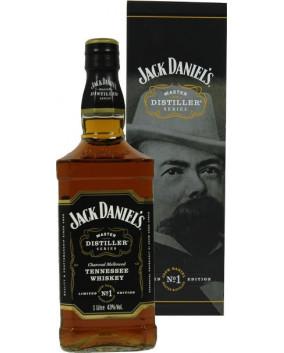 JACK DANIEL'S MASTER DISTILLERS 100 CL