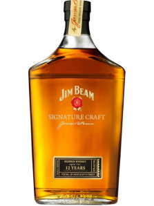JIM BEAM SIGNATURE CRAFT  70 CL