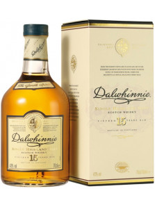 Dalwhinnie 15 yo 70 cl