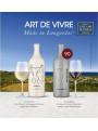 Art de Vivre Blanc 2018 | Gerard Bertrand | Franta