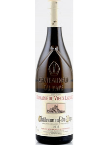 Chateauneuf du Pape Blanc 2011 | Domaine du Vieux Lazaret | Valea Ronului | Franta