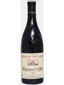 Chateauneuf du Pape Rouge 2015 | Domaine du Vieux Lazaret | Valea Ronului | Franta