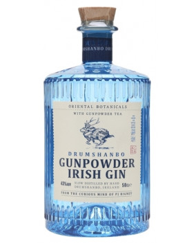 Drumshanbo Gunpowder Irish Gin | Irlanda | 43%, 70 cl