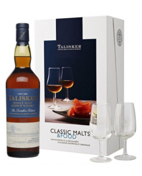 Cadou Talisker Distillers Edition 70 cl Classic Malts and Food