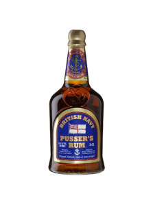 PUSSER'S RUM BRITISH NAVY 70cl