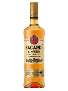 Bacardi Carta Oro Gold |  70 cl