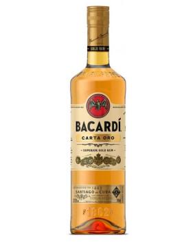 Bacardi Carta Oro Gold |  70 cl