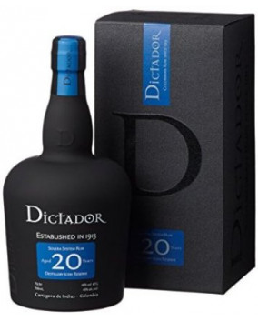 DICTADOR ROM 20 YO 70 CL