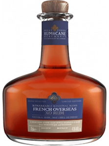 French Overseas Rum XO | West Indies Rum & Cane | 43%, 70 cl