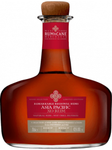 Asia Pacific XO Rum | West Indies Rum & Cane | 43,0%, 70 cl