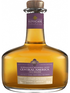 Central America XO Rum | West Indies Rum and Cane | 43,0%, 70 cl