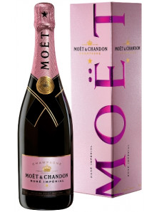 MOET & CHANDON ROSE IMPERIAL 75 CL