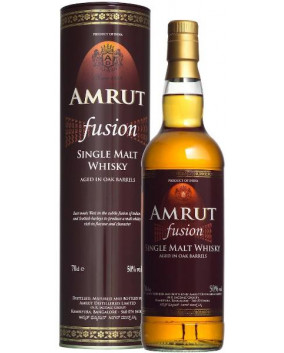 Amrut Fusion | Single Malt | India | 70cl, 50%