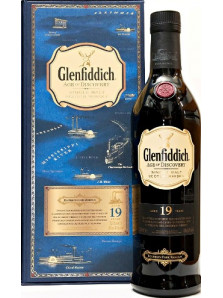GLENFIDDICH 19 YO AGE OF DISCOVERY BOURBON CASK 70 CL