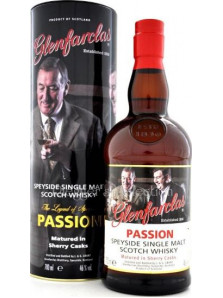 Glenfarclas Legend of Speyside Passion | Speyside Single Malt | Scotch Whisky | 70 cl, 46%