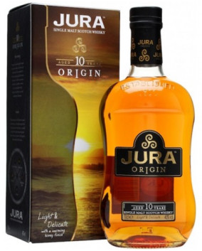 ISLE OF JURA 10 YO 70 cl