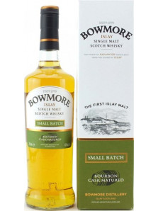 Bowmore Small Batch  Bourbon Cask 70 cl