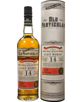 GLEN MORAY 14 YO OLD PARTICULAR 1999