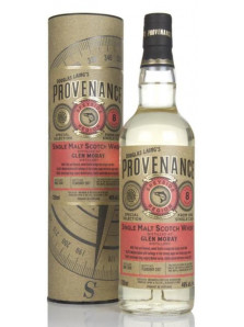 Glen Moray 8 yo Provenance 2008 70 CL