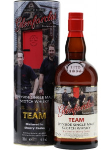 GLENFARCLAS LEGEND OF SPEYSIDE-TEAM 70 CL