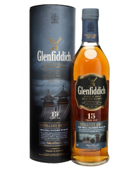 Glenfiddich 15 yo Distillery Edition | 70 CL