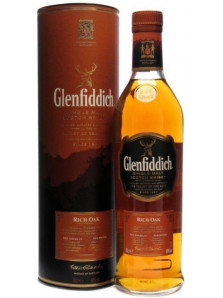 Glenfiddich 14 yo Rich Oak 70 CL