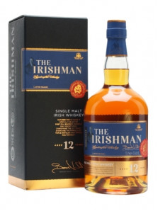 Irishman Single Malt 12 yo | Walsh Whiskey Distillery | 70 cl