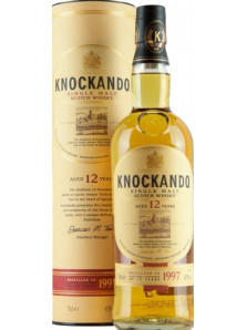 KNOCKANDO 12 YO SEASON 70 cl