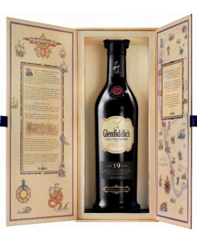 GLENFIDDICH 19 YO AGE OF  DISCOVERY MADEIRA CASK 70 CL