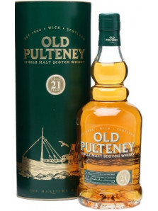OLD PULTENEY 21 YO 70 CL