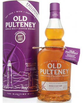 OLD PULTENEY PENTLAND SKERRIES 100 CL