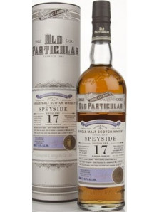 SPEYSIDE 17 YO OLD PARTICULAR 1996 70 CL