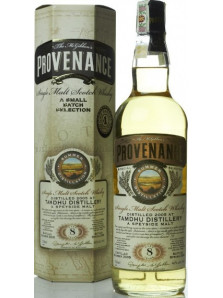 TAMDHU 8 YO PROVENANCE 2006 70 CL