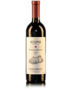Eclipse Selection Feteasca Neagra 2015 | Crama Basilescu | Dealu Mare