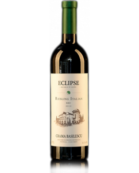 Eclipse Selection Riesling Italian 2017 | Crama Basilescu | Dealu Mare