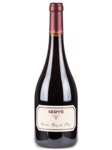 Terra Romana Cuvee Guy de Poix 2014 | Serve | Dealu Mare