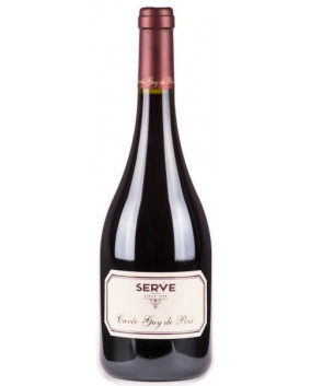 Terra Romana Cuvee Guy de Poix 2015 | Serve | Dealu Mare