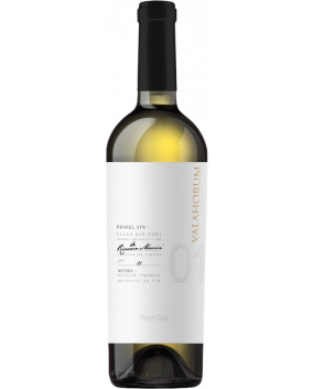 Valahorum Pinot Gris 2018 | Dragasani