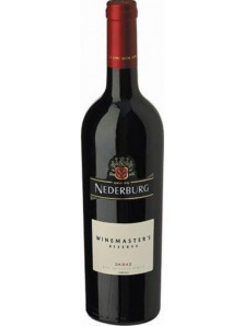 NEDERBURG WINEMASTERS RESERVE SHIRAZ 2012