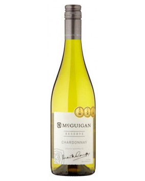 McGuigan Reserve Chardonnay 2019 | McGuigan Wines | South Australia