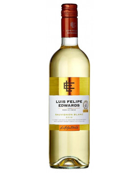 Luis Felipe Edwards Sauvignon Blanc 2016 | Luis Felipe Edwards Wines | Cochagua Valley | Chile