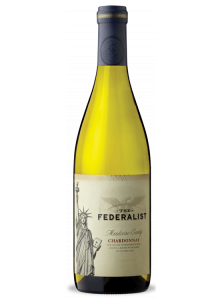 The Federalist Chardonnay 2016 | Sonoma Valley | SUA