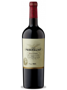 The Federalist Visionary Zinfandel 2015 | Dry Creek Valley | SUA