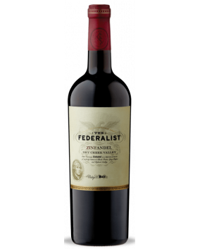 The Federalist Visionary Zinfandel 2016 | Dry Creek Valley | SUA