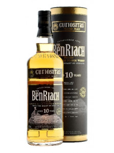 BenRiach 10 YO Curiositas | 70 cl, 46%