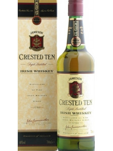 JAMESON CRESTED TEN | 70 cl, 40%