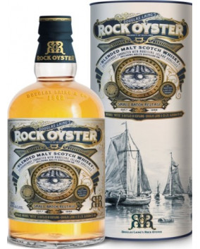 Rock Oyster | Islay Blended Malt | 70 cl