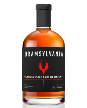 Dramsylvania Blended Scotch Whisky | 70 cl